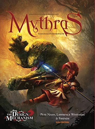 Mythras (Hardback)