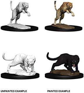 Best panther miniature d&d Reviews