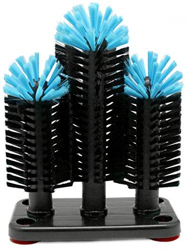 Cepillo Triple Para Vasos