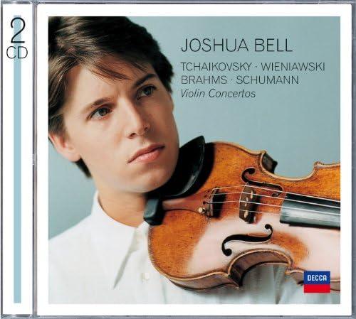 Joshua Bell, Henryk Wieniawski, Johannes Brahms, Pyotr Ilyich Tchaikovsky & Robert Schumann