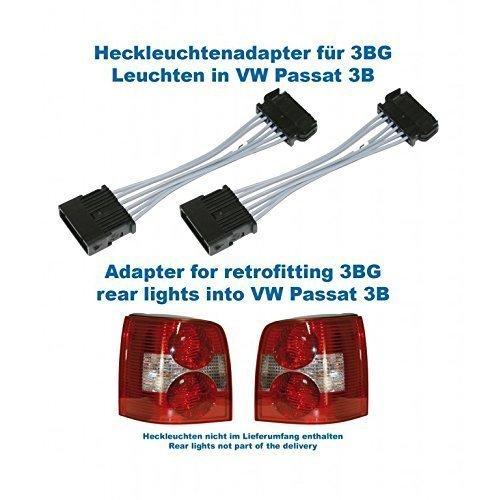 Adapter facelift Heckleuchten 3BG für 3B Modelle