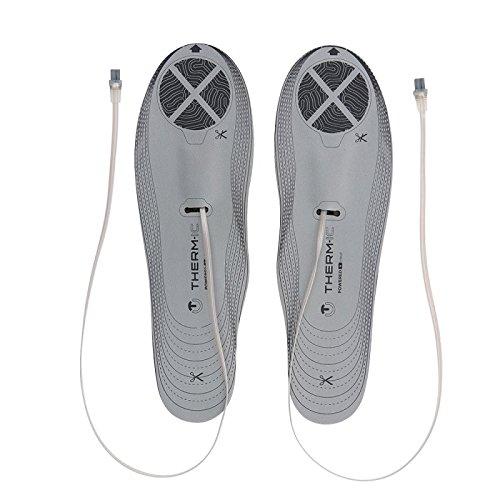 Therm-icPack semelles chauffantes + batteries C pack 1300 Bluetooth