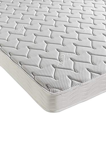 Dormeo Memory Silver Classic, Memory Foam Mattress, Firmness Medium/Firm, Size King