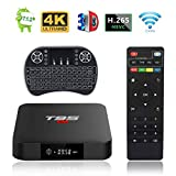 Android TV Box, T95 S1 TV Box 2GB RAM/16GB ROM Android 7.1 Amlogic...