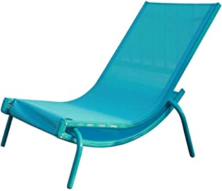 Amazon.fr : chaise longue fer forge