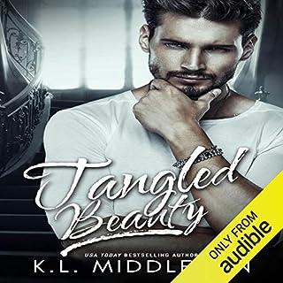 Tangled Beauty audiobook cover art