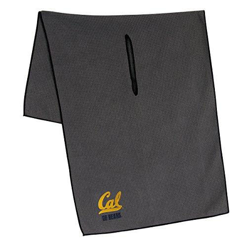 Team Effort Cal Berkeley Golden Bears Grey Microfiber Towel
