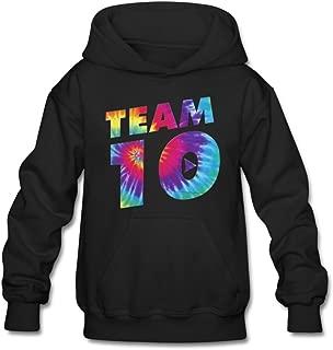 team 10 youth hoodie