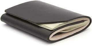 Ezra Arthur Cash Fold Wallet - Jet Black