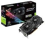 Foto Asus GeForce STRIX-GTX1050TI-O4G-GAMING Scheda Grafica da 4 GB, DDR5, 1493 MHz