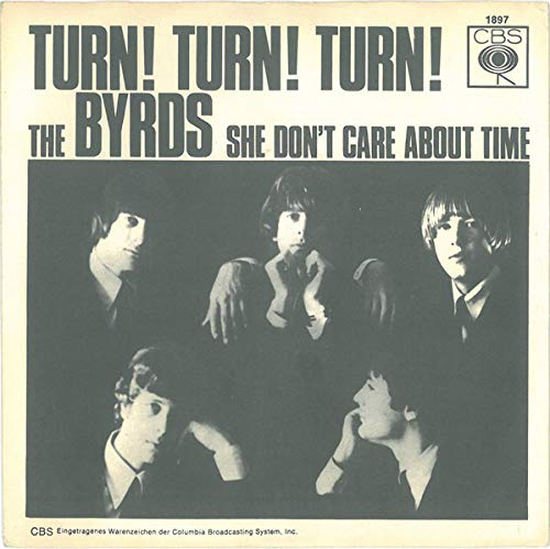 The Byrds: Turn! Turn! Turn! [Vinyl]