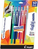 Pilot Frixion Gel Ink ColorSticks Pens, 10 Count - 1