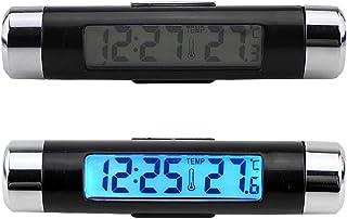 verde REFURBISHHOUSE Voltmetro universale per monitor digitale Misuratore di tensione a LED impermeabile per il camion di automobile del motociclo dellautomobile di CC 12V-24V