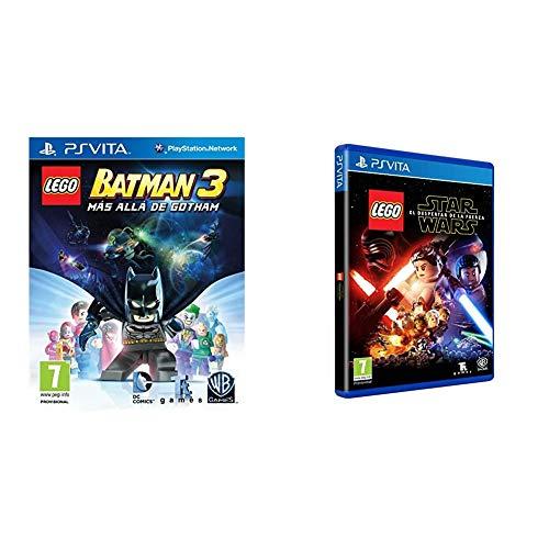 Warner Bros Interactive Spain LEGO Batman 3 Más allá de Gotham + Warner Bros. Entertainment LEGO Star Wars: El Despertar De La Fuerza (Episodio 7)