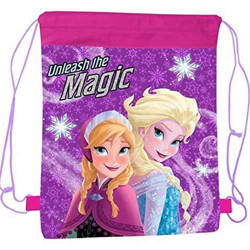 Disney Eiskönigin Anna und Elsa Unleash der Magic Fitness oder Sporttasche