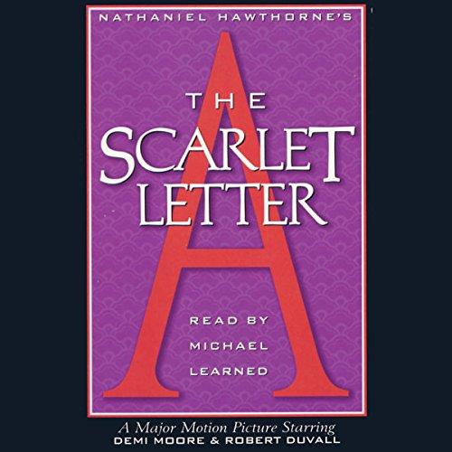 The Scarlet Letter  Audiolibri