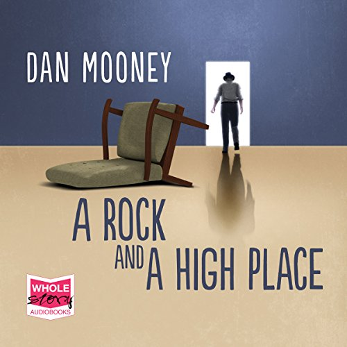 A Rock and a High Place audiobook cover art