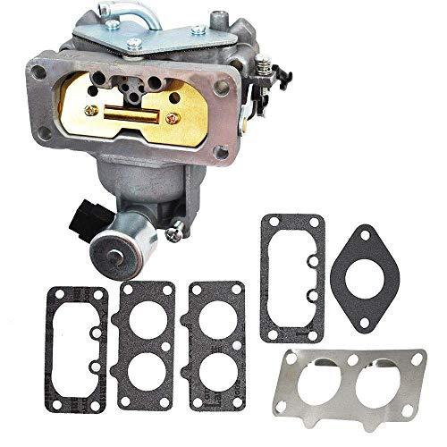 Carburetor Carb for Kawasaki Nikki FH661V 22 HP Engine M1F fits Some FH680V 15004-0760,15004-1008 & FH721V Carburetor, FH641v-cs25-r Engine, 15004-7028 Carburetor Repl 15003-7119 Fits FH641V