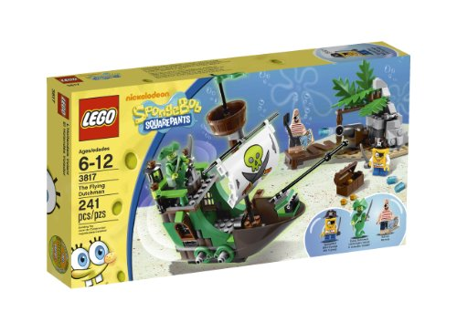 LEGO SpongeBob SquarePants LEGO 3817 The Flying Dutchman (japan import)