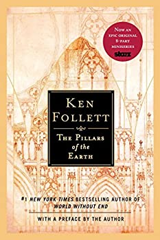 Paperback The Pillars of the Earth Book