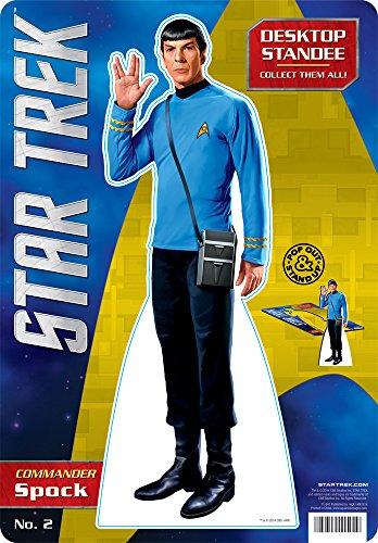 Star trek- Spock escritorio figura