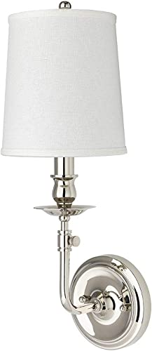discount Hudson Valley Lighting 171-PN wholesale Logan Collection - One Light Wall Sconce, high quality Polished Nickel online