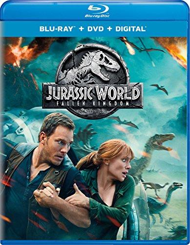 Jurassic World: Fallen Kingdom [Blu-ray]
