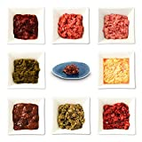 barf Starter Incluye 22kg Paquete Verde pansen, hojas estómago, pollo (gewolft), Grillplanet (vacuno), corazón gewolft y mucho más