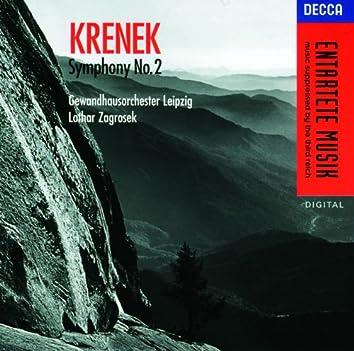 Krenek: Symphony No. 2