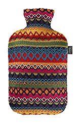 Peru-Design Cover Hot Water Bottle