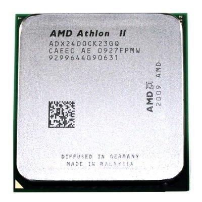 AMD Athlon II X2 240 2.8GHz 1MB L2 Prozessor - Prozessoren (AMD Athlon 64, 2,8 GHz, Buchse AM3, 45 nm, 64-Bit, 1 MB)