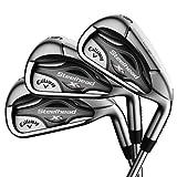 Callaway Steelhead XR Set de hierros de Golf, Hombre, Gris, 5-PW