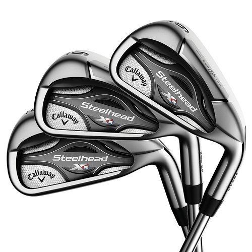 Callaway Steelhead XR Golf-Set, Herren, Grau, 5-PW