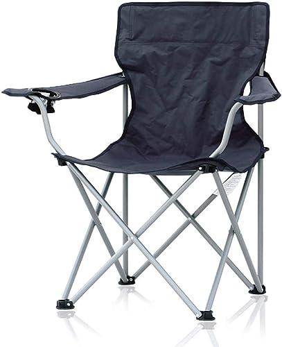 DFMD Chaises Pliantes en Plein air, VêteHommests de Loisirs Oxford Cloth Fishing Chair Fauteuil de Plage, Voyage