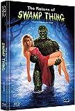Das grüne Ding aus dem Sumpf [Blu-Ray] auf 333 limiti. Mediabook Cover B