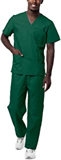 Sivvan Unisex Scrub Set – Medical Uniform With Top And Pants