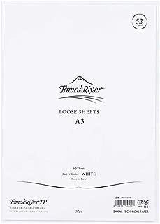 Tomoe River FP Loose Sheet, 11.7 x 16.5
