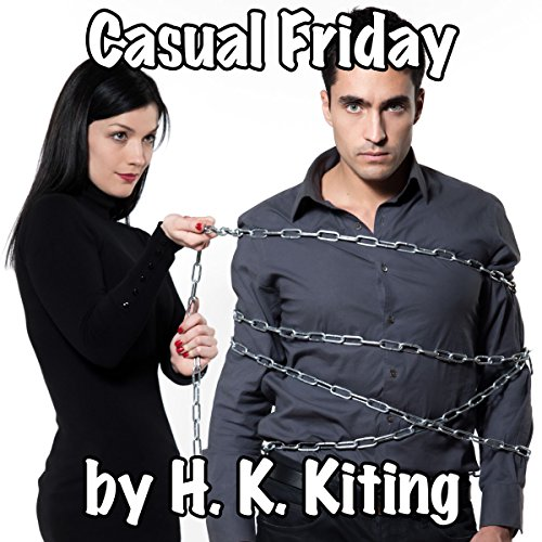 Casual Friday audiobook cover art