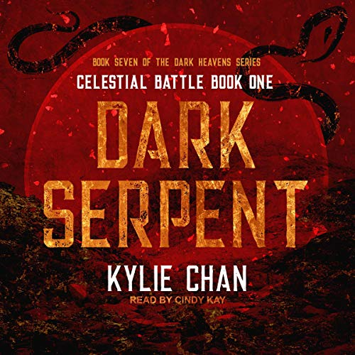 Dark Serpent Audiobook By Kylie Chan cover art