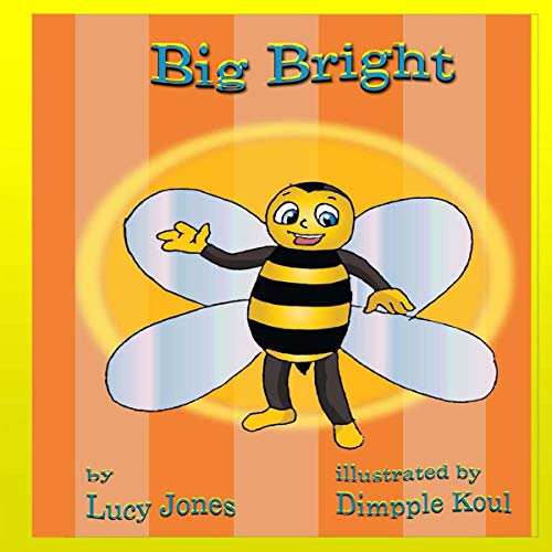 Big Bright audiobook cover art