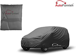 Autofurnish Matty Grey Car Body Cover Compatible with Renault Duster - Grey