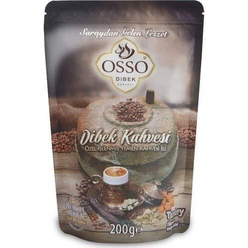 OSSO - Dibek Kahvesi 200Gr x 5 (1000gr)