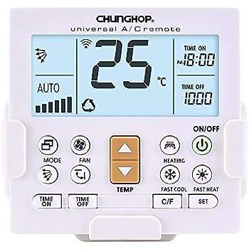 Controlador de aire acondicionado Sensibo Sky, Wi-Fi, compatible ...