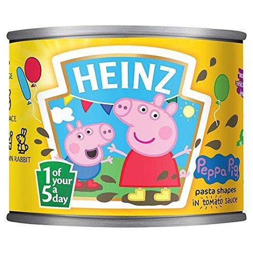 HEINZ Peppa Pig Pâtes Formes 205g