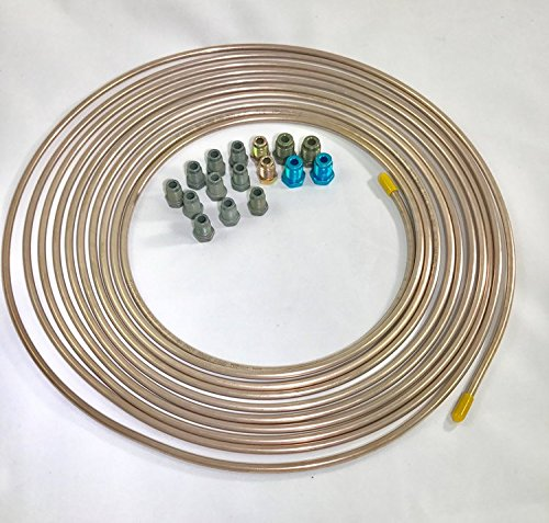 25 ft. Copper Nickel 3/16