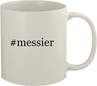 #messier - 11oz Hashtag White Coffee Mug