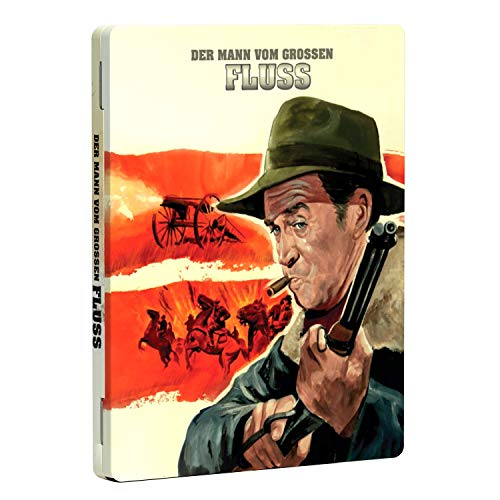 Der Mann vom großen Fluss (Limited Steelbook Klassiker Edition) [Blu-ray]
