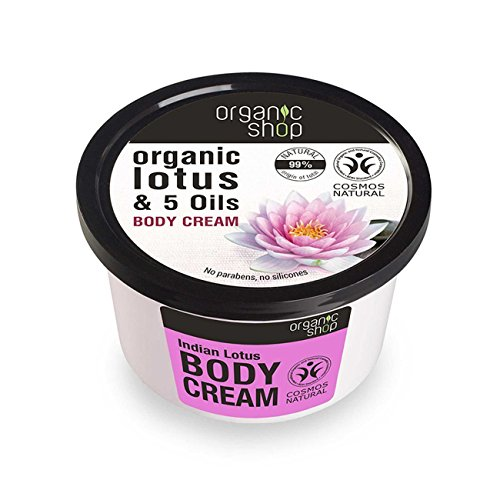 Organic Shop Loto Indio Crema Corporal - 250 ml