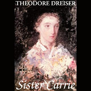 Sister Carrie  cover art