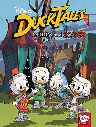 DUCKTALES FAIRES & SCARES